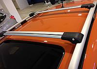 Перемычки на рейлинги для Renault Trafic 2008-15+ короткая и длинная базы