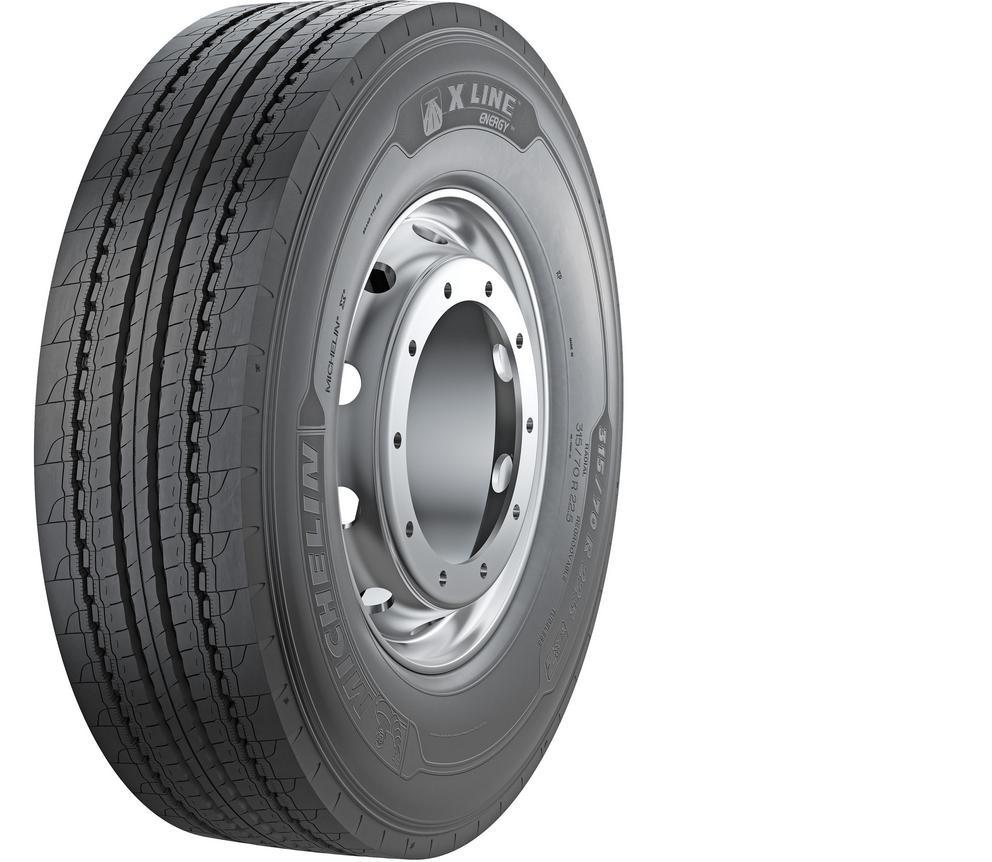 Шины новые, грузовые: 385/65R22.5 Michelin X LINE ENERGY T