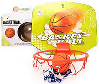 Детское баскетбольное кольцо с мячом ZY 716