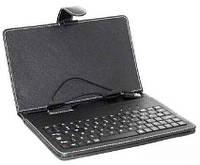 Чехол клавиатура для планшета 7 - 8 дюймов microUsb, фото 1