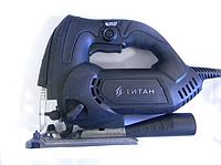 Лобзик Титан БМП-800 800 Вт, 500-3000 об/мин, (литая станина, быстрый зажим, подсветка, лазер)