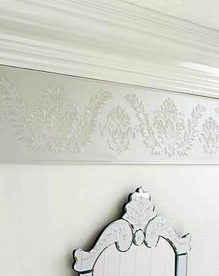 Стеновые покрытия (фриз) линкруста (Lincrusta) RD1946