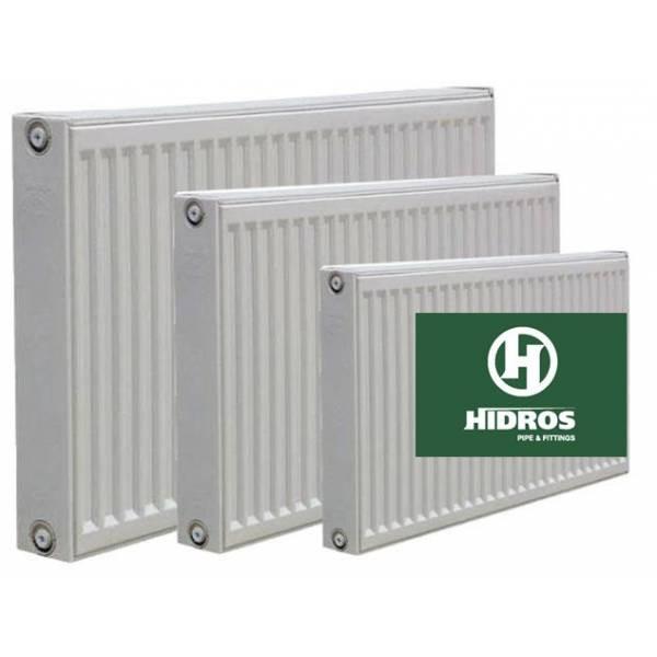 Стальной радиатор HIDROS 500*1800 (3254Bт)