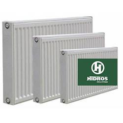 Стальной радиатор HIDROS 500*400 (723Bт)