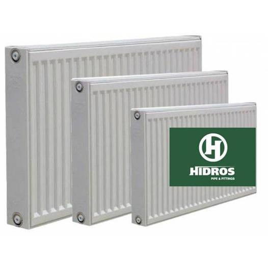 Стальной радиатор HIDROS 500*1500 (2712Bт)