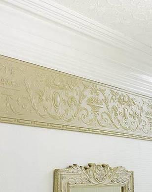 Стеновые покрытия (фриз) линкруста (Lincrusta) RD1947