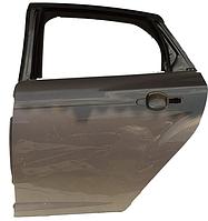 Дверь задняя левая б.у форд фокус 3 универсал
