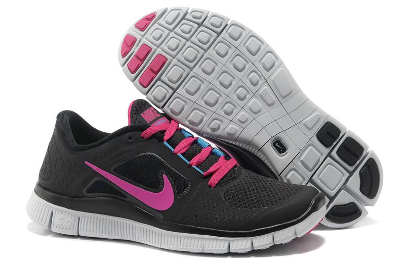 Кроссовки женские Nike Free Run+3 5.0 / WRUN-002