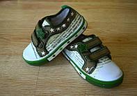 Обувь для мальчика кеды для мальчиков 25-29 р
