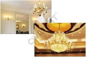 Светодиодная лампа CIVILIGHT KP35T5 E14 5W Diamond Silver candle F37 2700К (warm white) Код.58579, фото 3