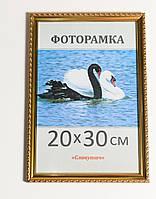 Фоторамка, пластиковая, 20*30, рамка, для фото, дипломов, сертификатов, грамот, вышивок  1713-47