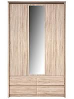 Шафа 3d4s (з дзеркалом) Модульна система  Нортон, фото 1