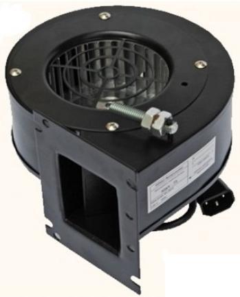Вентилятор для твердотопливного котла