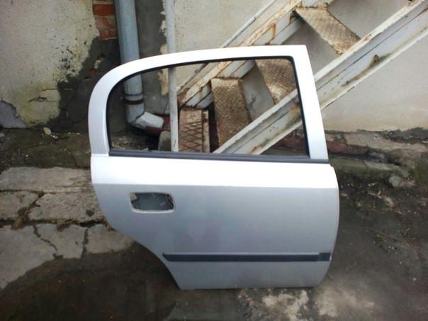 Б/у дверь задняя права седан хетч-бек Opel Astra G 1998-2009