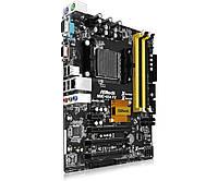 Материнская плата ASRock N68C-GS4 FX GeForce 7025/nForce 630a, mATX+, sAM3+