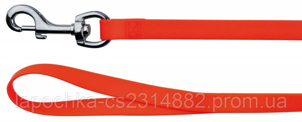 Trixie Поводок для собак Easy Life, оранжевый, 1,00 м/ 17 мм