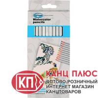 Карандаши акварельные 12 цветов Centrum  83570