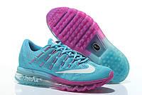 Женские кроссовки Nike Air Max 2016 blue-violet, фото 1