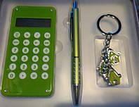 Набор V-362 Калькулятор +ручка+брелок