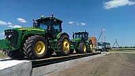 Автомобильные весы 18 метров с НПВ 80 тонн KROK-TRUCK-18-80