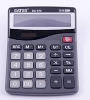 Калькулятор Eates DC-870 (12 разр. 2питания)