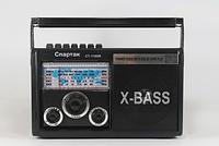 Радиоприемник MP3 плеер с функцией записи радио  Спартак CT 1100