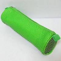 Пенал-тубус Змея зеленая 19см*d-6см, YT 7225-23