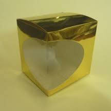 Подарункова упаковка, золото
