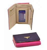 Женски кожаный кошелёк фирмы BRETTON малых размеров