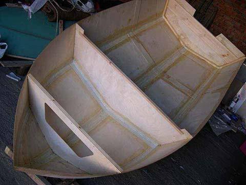 Фанера для лодок