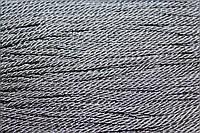 Канат декоративный 3мм (т) (50м) серый, фото 1