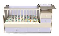 Детская кровать трансформер Лилия