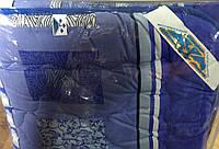 Теплое двуспальное одеяло