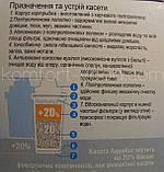 Сменный картридж для кувшина В100-5 Стандарт (Аквакут), фото 2