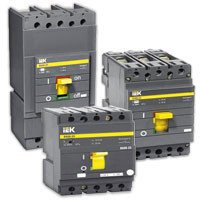 Силовые автоматические выключатели ВА88 IEK