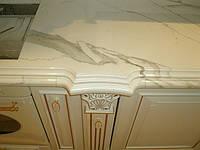 Столешница из мрамора в Днепропетровске, фото 1
