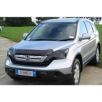 Дефлектор капота ( мухобойка ) Honda CRV 2007-2012, фото 1