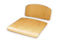 Комплект для стула Сидушка-Спинка 38х38 см