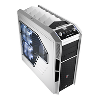 Корпус ПК AEROCOOL PGS XPREDATOR X3 White (EN57110)