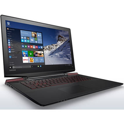 Ноутбук LENOVO IdeaPad Y700-17 (80Q00047PB), фото 2