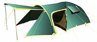 Палатка четырехместная двухслойная Tramp Grot-B (TRT-009.04)