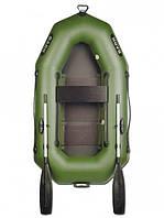 Лодка надувная гребная двухместная Bark В-230С (БАРК В-230С)