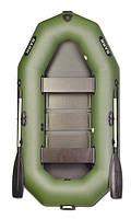 Лодка надувная гребная двухместная Bark В-240С (БАРК В-240С)