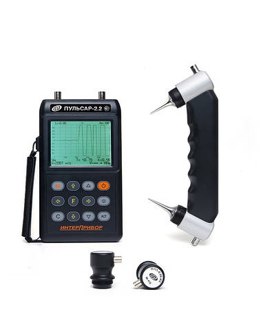 Ультразвуковой прибор с визуализацией (дефектоскоп) ПУЛЬСАР-2.2 , фото 2