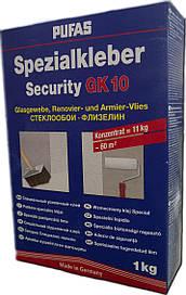 PUFAS SpezialKleber Security GK 10 (1 кг) Специальный усиленный клей для обоев из стекловолокна и флизелина