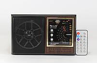 Бумбокс MP3 Колонка Радио-приемник RX-131 с пультом, фото 4