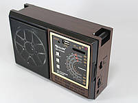 Бумбокс MP3 Колонка Радио-приемник RX-131 с пультом, фото 2