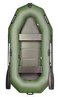 Лодка надувная гребная двухместная Bark В-270 (БАРК В-270)