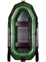 Лодка надувная гребная двухместная Bark В-270N (БАРК В-270N)