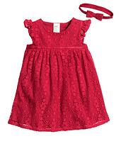 Платье для девочки  H&M 14-9538